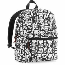 Star Wars Comic Print All Over Backpack Bag Licensed