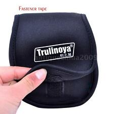 Fishing Reel Bag Neoprene Fishing Spinning Reel Protective Bag Case Pouch Cover