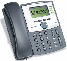 Cisco Linksys SPA942 IP Phone Telephone - Inc VAT & Warranty - Admin Locked