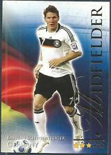FUTERA 2010 WORLD FOOTBALL-SERIES 2- #628-GERMANY-BASTIAN SCHWEINSTEIGER