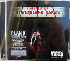 PLAN B CD The Defamation of Strickland Banks DELUXE EDITION w/ 2 BONUS Trks NEW