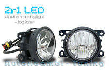 PAIR LIGHTS LED FOG LAMP / LIGHT DAYTIME DAYLINE DRL RENAULT GRAND SCENIC DAL04