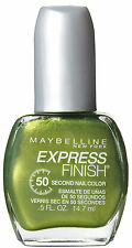 Maybelline Express Finger Nail Polish Go Go Green 900