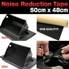 Adhesive Noise Reduction Felt Tape 50cm x 48cm For MAZDA 2 3 6 CX-7 CX-9