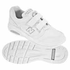 Womens $105 NEW BALANCE 812 WHITE Walking Shoe ~ sz 7.5 2A NARROW ~ Rollbar