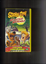 Scooby Doo And The Reluctant Werewolf (VHS, 2002)