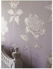 JOHN LEWIS SANDERSON IONE COLLECTION ANEMONE WALLPAPER DIOWAN108 COLOUR LILAC