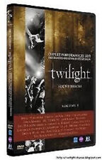 19541 TWILIGHT VOLUME 1 CLIPS ET PERFORMANCES LIVE DES BANDES ORIGINALES DVD TBE