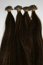 "I-Tip Extensions For Micro Links 22"" European Remy Human Hair 100 Strands #2"