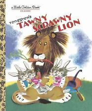 Little Golden Book Ser.: Tawny Scrawny Lion by Kathyrn Jackson and Golden...