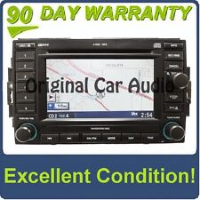 DODGE JEEP Grand Cherokee CHRYSLER Navigation GPS Radio 6 CD Changer Player REC