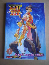 STREET FIGHTER III N°2 1998 Jade Comics   [G370S]