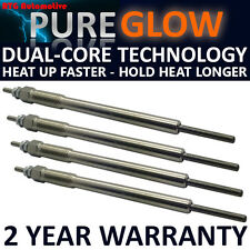 FOR TOYOTA COROLLA VERSO 2.2 2005-09 DIESEL HEATER GLOW PLUGS SET OF 4 D-4D T180