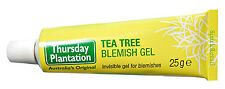Thursday Plantation Australian Tea Tree BLEMISH GEL For Spots/Blemishes 25g