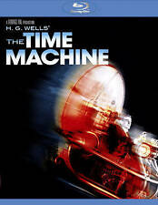 The Time Machine (Blu-ray Disc, 2014)