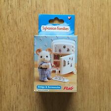 Sylvanian Families Flair RARE BNIB Fridge & Accessories Set