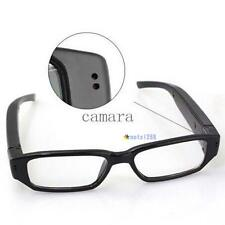 Portable Mini Camera Camcorder Video Recorder DVR Spy Hidden Glasses Camcord