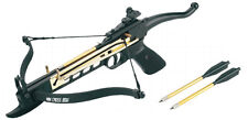 80lbs Self Cocking Cobra Crossbow 3 Arrows Metal New
