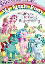 My Little Pony The End of Flutter Valley (DVD, 2005) NEW Factory Sealed RARE