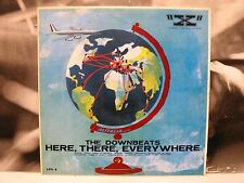 THE DOWNBEATS - HERE THERE EVERYWHERE - PROMO LP EXCELLENT RCA ITA 1961 LPX 2