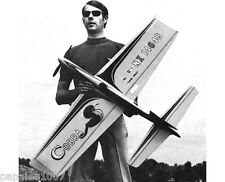 "Model Airplane Plans (UC): COBRA Classic 56"" Stunter for .35-.46 by Steve Wooley"