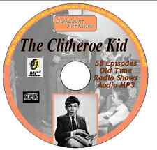 Clitheroe Kid 58 Old Time Radio Episodes Audio MP3 CD OTR