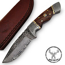 Hunt For Life™ East Pacific Rise Full Tang Outdoor Knife