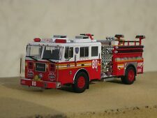 CODE 3 FDNY ENGINE 80 - 'HAMILTON HEIGHTS'- KITBASH- AWESOME!!!