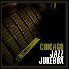 Chicago Jazz Jukebox (2013, CD NIEUW) CD-R