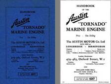 Austin 1937 - Handbook of the Austin Tornado Marine Engine