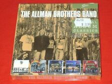 The Allman Brothers Band-Original Album Classics 5CD Box Set (April 7, 2009)