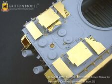 Griffon L35A002 1/35 Additional Armor Plates for Panther Ausf.G