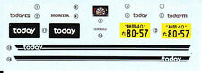 TAMIYA Decal 24057 1/24 Honda Today