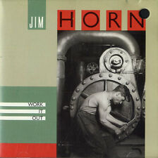 Jim Horn - Work It Out - audio cassette tape