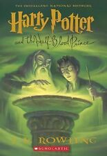 HARRY POTTER AND THE HALF-BLOOD PRINCE By J.K. Rowling PB Book