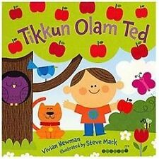 TIKKUN OLAM TED VERY FIRST BOAR