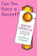 Can You Keep a Secret? by Sophie Kinsella (2004, Hardcover) Bt2-$.99-Buy it Now!