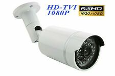 HD TVI 1080P Bullet Camera 2MP 1/3 Sony CMOS Sensor, 30IRs Outdoor IP66, USA New
