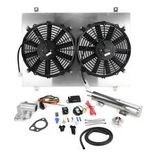 1979-93 FORD MUSTANG SVE ELECTRIC FAN CONVERSION KIT FOX BODY 5.0 FREE SHIPPING