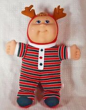 """2007 Cabbage Patch Kids Christmas Reindeer Doll 11"""""""