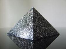 Orgone Chembuster Chemtrail Radiation Shungite Unakite Topaz 5xDT Quartz Pyramid