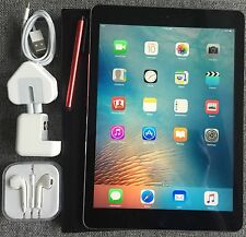 EXCELLENT Apple iPad Air 32GB, Wi-Fi, 9.7in,Space Grey, RETINA DISPLAY + EXTRAS