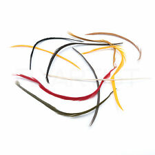 STRIPPED GOOSE BIOTS COMBO PACK - 9 Popular Colors - Fly Tying Material NEW!