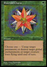 MTG EMERALD CHARM - MONILE DI SMERALDO - VI - MAGIC