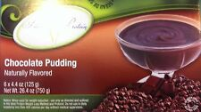 Ideal PROTEIN CHOCOLATE Pre-made PUDDING 1 BOX 6 cups New Product
