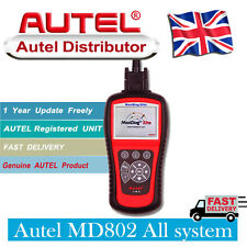 Autel MD802 All System Auto Elite Mxidiag Graphing Diagnostic Scanner Tool