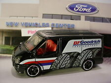 htf 2016 Matchbox Multi Pack Exclusive '07 FORD TRANSIT✰Black; BFGoodrich✰Loose