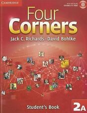 Four Corners, Level 2 by Jack C. Richards and David Bohlke (2011, CD-ROM /...