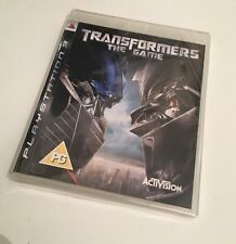 PS3 - Transformers The Game **New & Sealed** Official UK Stock