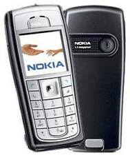 NOKIA 6230i MOBILE PHONE - UNLOCKED WITH A NEW HOUSE CHARGAR AND WARRANTY.